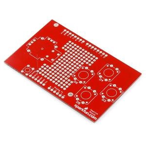 SparkFun Joystick Shield laiendusplaadi trükkplaat
