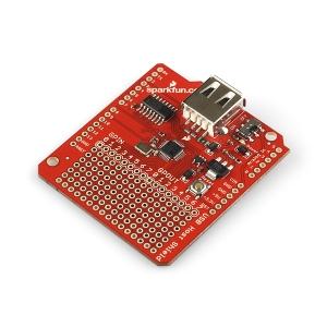 SparkFun USB Host Shield Arduino´le