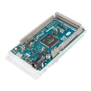 Arduino Due - 32-bit ARM Cortex-M3 arendusplatvorm, konnektoritega