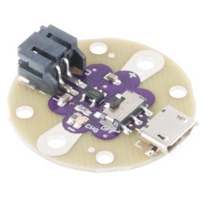 LilyPad Simple Power - LilyPad toitemoodul