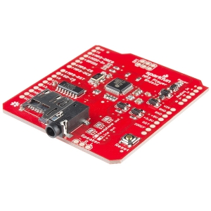 SparkFun MP3 Player Shield Arduino´le