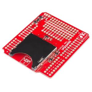 SparkFun Electric Imp Shield adapter Arduino´le