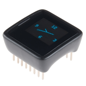 MicroView - OLED Arduino displeimoodul