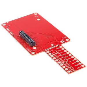 Intel Edison GPIO Block - IO adapter nivookonverteriga