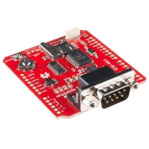 CAN-BUS Shield - MicroSD kaardiga laiendusplaat Arduino´le