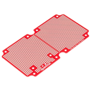 SparkFun Big Red Box makettplaat