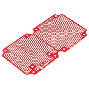 SparkFun Big Red Box makettplaat