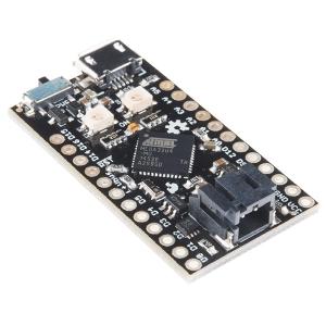 Qduino Mini - 3.3V/8MHz Arduino arendusplaat