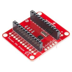 SparkFun Photon IMU Shield - güro, kompass ja kiirendusandur