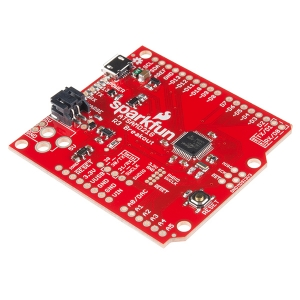 SparkFun SAMD21 ARM Cortex-M0 arendusplatvorm