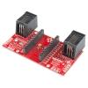 SparkFun Photon ilmajaama anduritega adapter