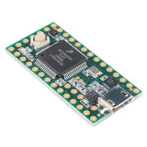 Teensy 3.2 - ARM Cortex-M4 72MHz mikrokontroller