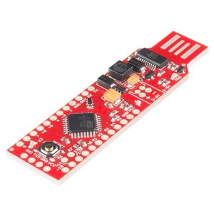 SparkFun RedStick - Optiboot Uno Bootloader, USB