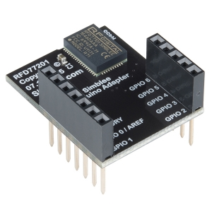 RFduino Simblee DIP - Bluetooth 4.0 LE mikrokontroller