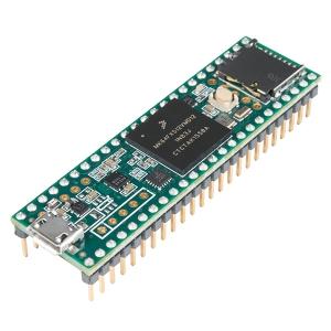 Teensy 3.5 - ARM Cortex-M4 120MHz mikrokontroller, konnektoritega
