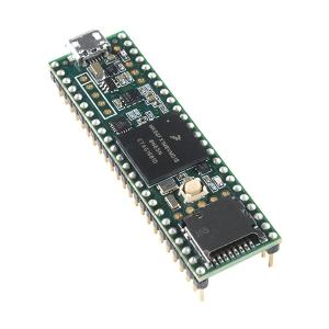 Teensy 3.6 - ARM Cortex-M4 180MHz mikrokontroller, konnektoritega