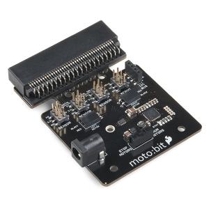 SparkFun moto:bit - micro:bit mootorikontroller