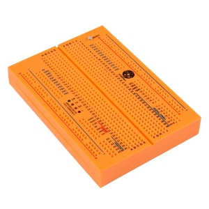 STEMTera - makettplaat sisseehitatud Arduino kontrolleriga, oranz