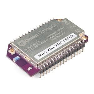 Onion Omega2 IoT mikrokontroller