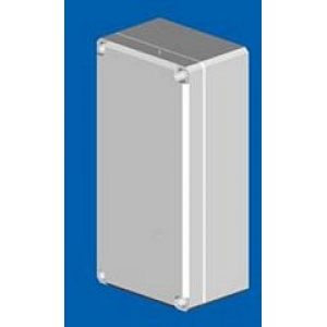 Cubo D karp 80 x 160 x 56mm hall/kaas hall