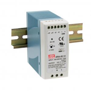 Toiteplokk DIN-liistule 40W 12V 3.34A
