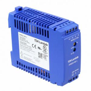 Toiteplokk DIN-liistule 48VDC 1,05A 50W 120-264VAC 45*75*91mm