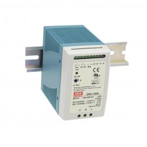 Toiteplokk DIN-liistule 100W 13.8V 7A, 13.8V 2.5A
