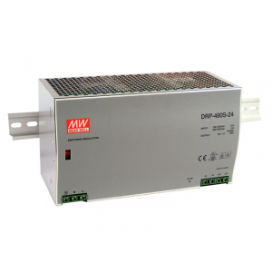 Toiteplokk DIN-liistule 480W 48V 10A