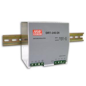 Toiteplokk DIN-liistule 3 faasiga 240W 48V