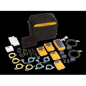 Kaabli analüsaator DSX-5000QI Versiv + OLTS moodulid + Inspektsiooni kaamera