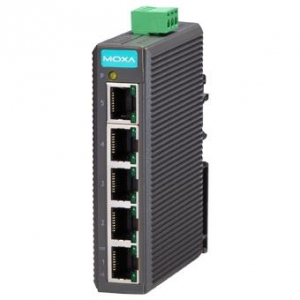 Switch: 5 x 10/100BaseT(X) ports, -10 ku...