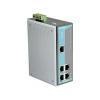 Switch: 5 x 10/100BaseT(X), 0 kuni 60°C, mittemanageeritav DIN