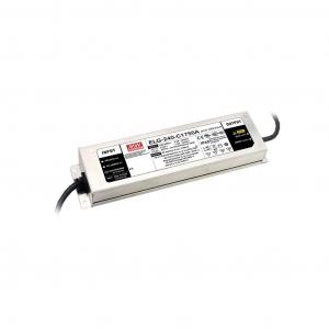 Toiteplokk LED 240W 24VDC CV+CC IP67