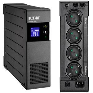 UPS 650VA/400W LINE-INTERACTIVE DIN 3+1