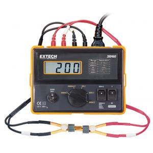 Millioom meeter Extech 380462, 220V, 100µΩ, nelja-juhtmeline