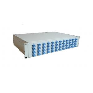 FO paneel 48xSC/LC/MTRJ/E2000 simplex 2U tühi