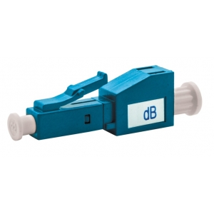 FO attenuaator singlemode LC/APC 1dB 1310nm/1550nm