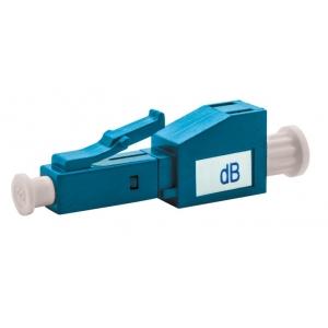 FO attenuaator singlemode LC/APC 5dB 1310nm/1550nm