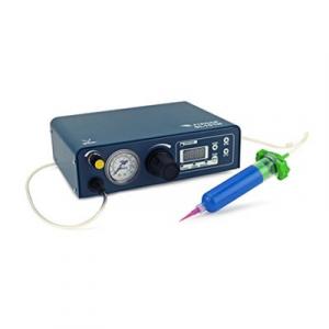 Digital dispenser; 0.01÷9999s; 230VAC; Display: L...