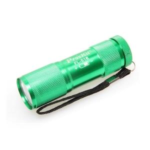 Taskulamp ProsKit, LED