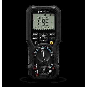 Multimeeter Flir DM90, TrueRMS, LoZ, VFD, K-temperatuurianduriga