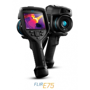 Termokaamera Flir E75, 30Hz, 42° objektiiv, -20°C..+650°C, 320x240, Bt/WiFi