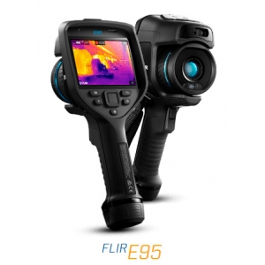 Termokaamera Flir E95 30Hz, 42° objektiiv, -20°C..+1500°C, 464x348, Bt/WiFi