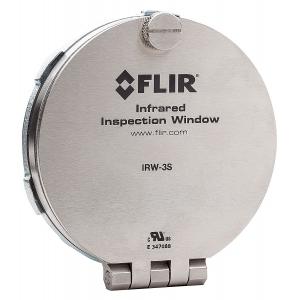 IR-aken, roostevaba FLIR 3´´