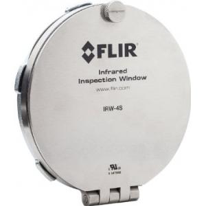 IR-aken, roostevaba FLIR 4´´