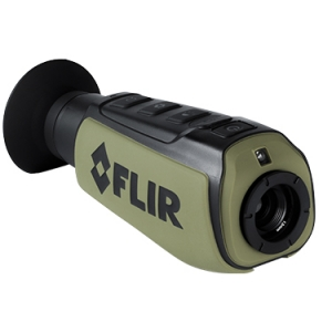 Öövaatluskaamera Scout II 640, 9Hz, 640x512, 35mm objektiiv, 2x 4x Zoom