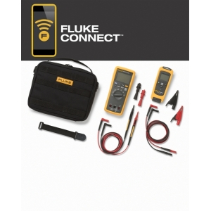 FC Wireless AC voltmeeter logeriga, KIT