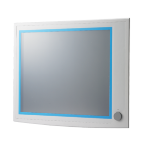 Tööstuslik monitor 19 tolli SXGA TFT LED 1280 x 1024 VGA, DVI, puutetundlik