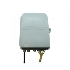 FO seinakarp 24 kiudu 24xSC simplex/LC duplex jätkuplaadiga plastik IP65 tühi