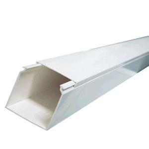 Karbik 15x15mm, 2.0m, valge